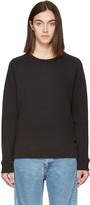 Earnest Sewn Black Ella Pullover