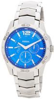 Fossil Men&s Blue Dial Quartz Watch