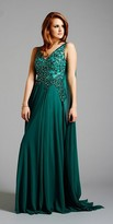 Lara Dresses - 6044 in Green