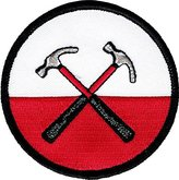Old Glory Pink Floyd - Mens Pink Floyd - Hammers Patch Multi