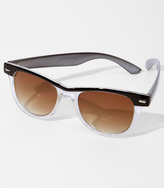 Fred Flare Two-Toned Privileged Sunglasses