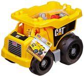 Mega Bloks CAT First Builders Dump Truck Set by