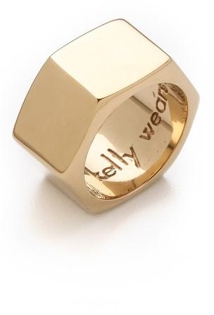 Kelly Wearstler Bolt Ring