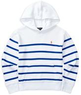 Ralph Lauren Boys' Atlantic Stripe Hoodie - Sizes S-XL