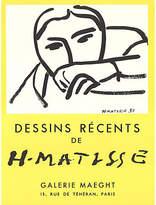 One Kings Lane Vintage Henri Matisse - Dessins Recents - 1968