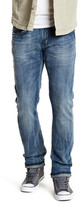 "Buffalo David Bitton Ash Slim Straight Leg Jeans - 32"" Inseam"