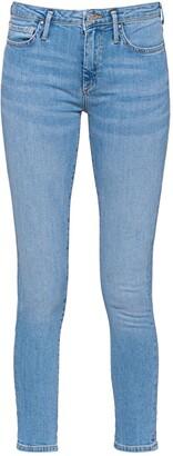 True Religion Women's New Halle Crop Denim Slim Jeans