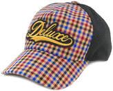 Golden Goose Deluxe Brand checked hat