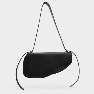 Ratio et Motus Holster Bag In Black Leather