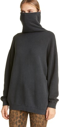 R 13 MaskUp Face Mask French Terry Sweatshirt