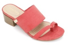 Kenneth Cole Reaction Late Mule Sandals Women's Shoes