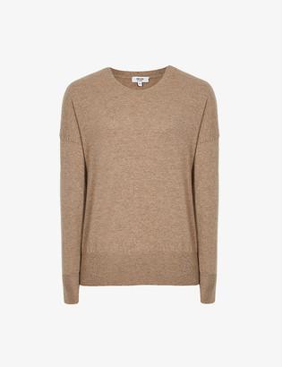 Reiss Nina cashmere-blend jumper
