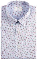 Croft & Barrow Big & Tall Classic-Fit Easy-Care Button-Down Collar Short-Sleeved Dress Shirt
