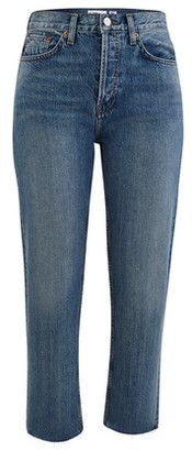 RE/DONE 70S Stone Pipe jeans