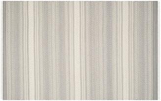 One Kings Lane Julo Kilim - Gray - 4'x6'