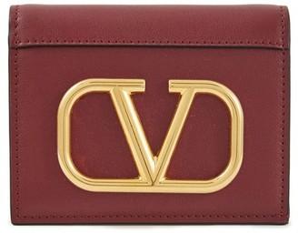 Valentino Garavani Go Logo small wallet