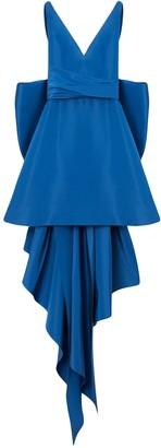 Carolina Herrera Pearl-Embellished Cashmere-Blend Cardigan