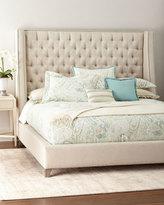 Massoud Missy Tufted Queen Bed