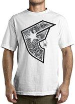 Famous Stars & Straps Mens Vescovi BOH Short-Sleeve Shirt 2X-Large Tar Grey