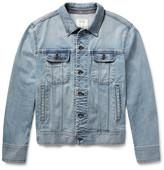 Rag & Bone Standard Issue Washed-Denim Jacket