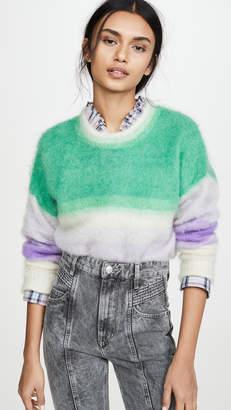 Etoile Isabel Marant Drussell Mohair Pullover