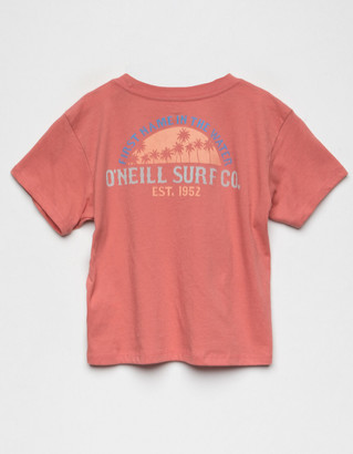 O'Neill Throwback Girls Tee