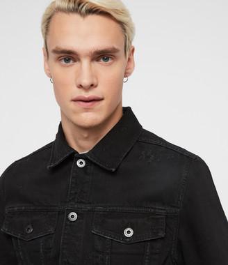 AllSaints Blank Denim Jacket