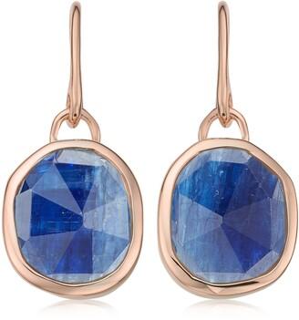 Monica Vinader Semiprecious Stone Drop Earrings