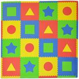 Tadpoles Playmat Set 16-Piece First Shapes