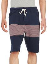 Howe Backside Striped Shorts