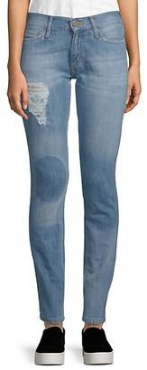 Etienne Marcel Distressed Skinny Jeans