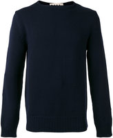 Marni knitted sweater - men - Cotton/Wool - 50