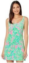Lilly Pulitzer Dyanna Chemise (Mandevilla Baby Pink Sand Paradise) Women's Pajama