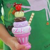 Little Ella James Wooden Ice Cream Sundaes