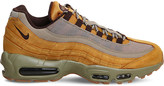 Nike 95 suede trainers