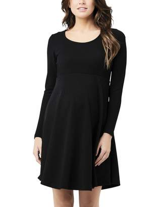 Ripe Maternity Women's Dress Long Sleeve
