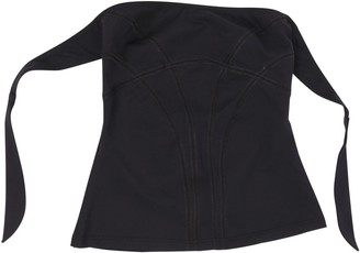 La Perla Black Top for Women