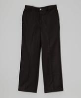 E-Land Kids Black Dress Pants - Toddler & Boys