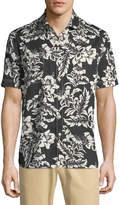 Tommy Bahama Fiesta Flora Short-Sleeve Sport Shirt