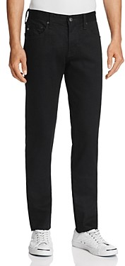 AG Jeans Dylan New Tapered Skinny Fit Jeans in Deep Pitch