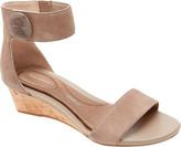 Rockport Women's Total Motion 55mm Stone Ankle Strap Sandal