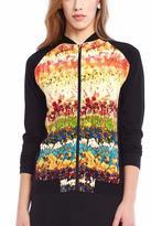 Revasonee Print Zip Jacket