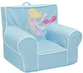 Pottery Barn Kids Mermaid Applique Anywhere Chair