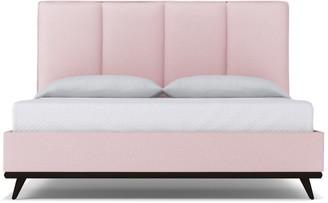 Apt2B Carter Upholstered Velvet Bed