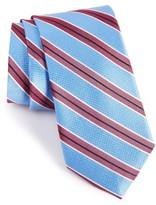 Nordstrom Men's Classic Stripe Silk Tie
