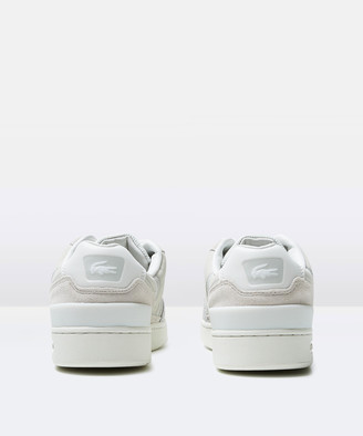 Lacoste Women's T-Clip 120 3 US Sneakers Off White/Light Grey