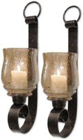 Uttermost Joselyn Metall Small Wall Sconces (Set of 2)