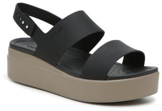 Crocs Brooklyn Wedge Sandal