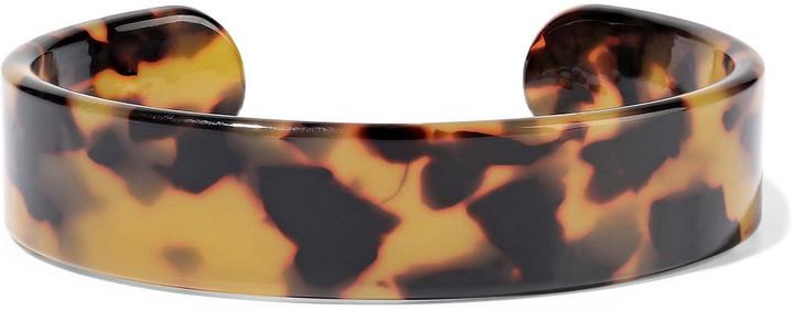Iris & Ink Tortoiseshell Acetate Cuff