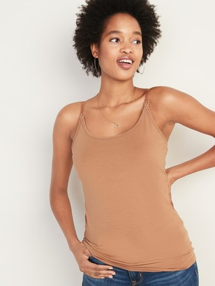 Old Navy Maternity Fitted First-Layer Nursing Cami